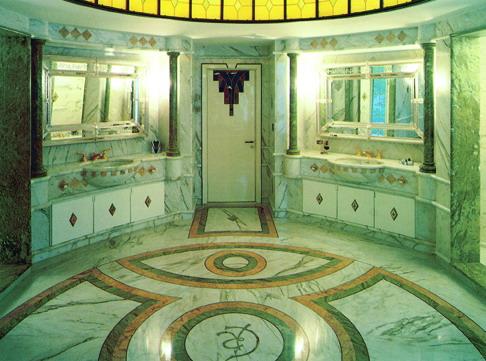 Bagni In Marmo Nero : Bagni montecchi marmi&graniti