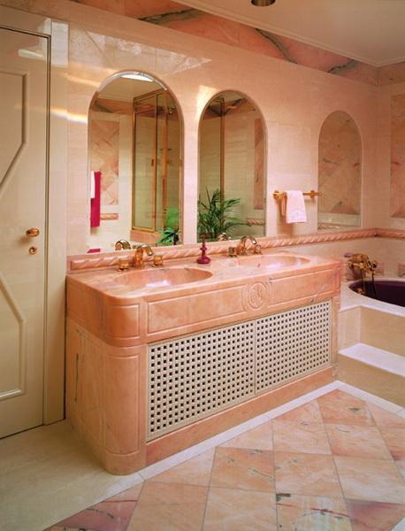 Bagni montecchi marmi graniti - Mobile bagno marmo ...