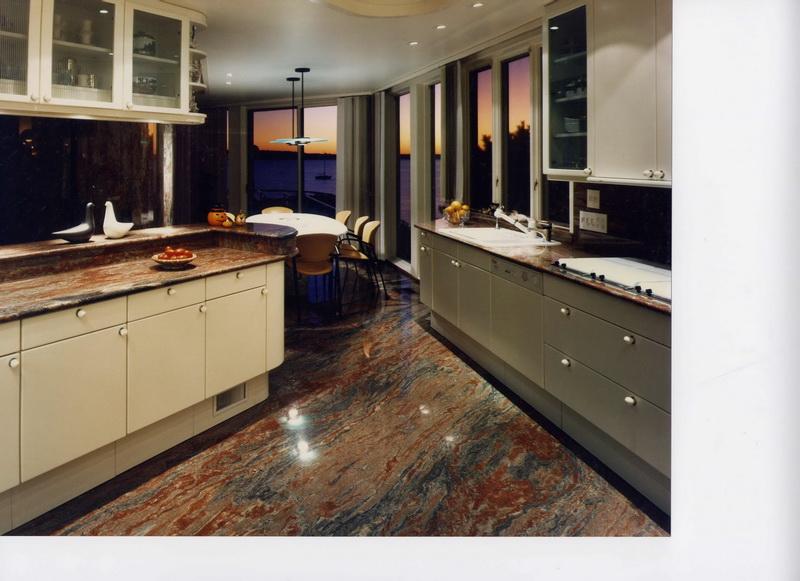 Top cucina granito elegant piano cucina in marmo granito - Marmi per cucine ...