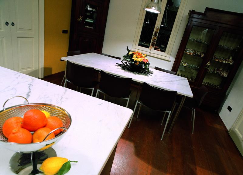 Cucine - Montecchi Marmi&Graniti